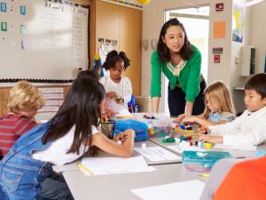 teach in US