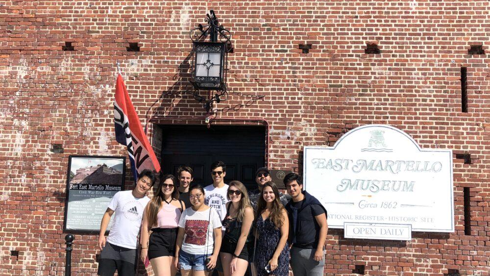 Spirit Participants at Fort East Martello Museum