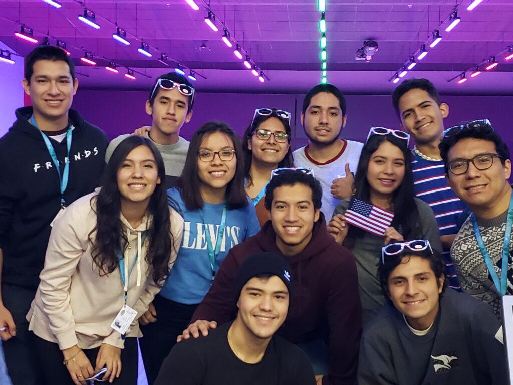 Spirit Participants Bowling