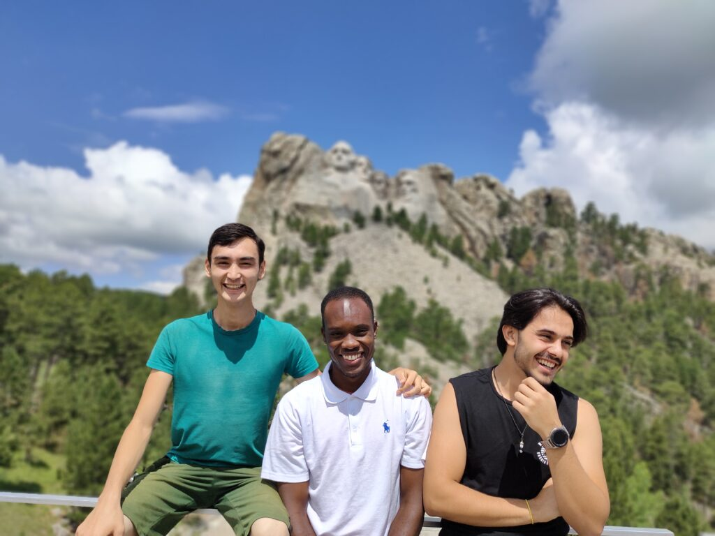 Mustafa and Friends - Summer Work Travel 2021