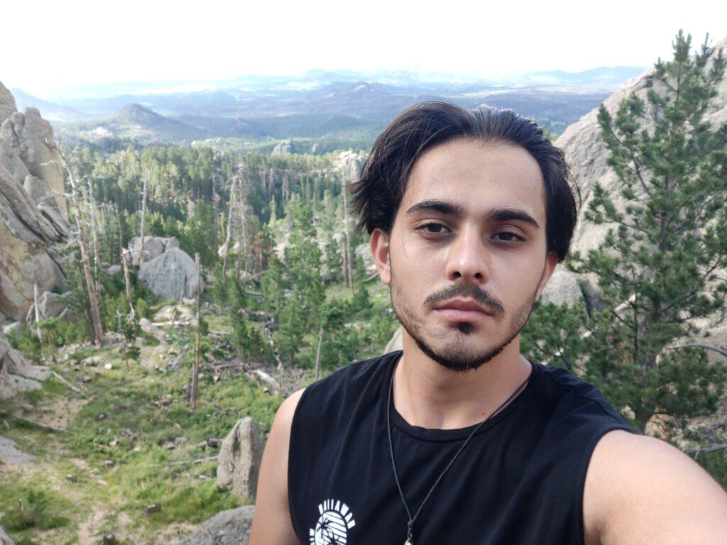 Mustafa in South Dakota