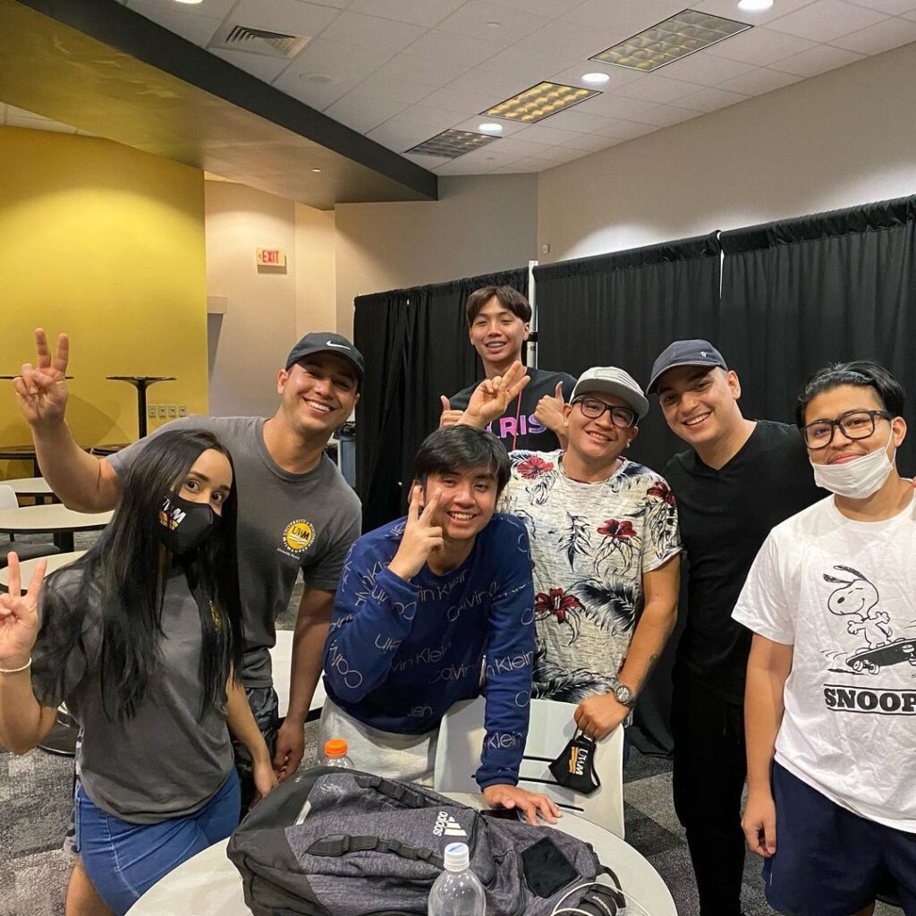 Spirit Participants at UW Milwaukee